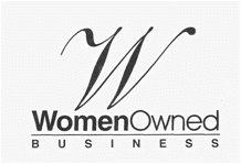 Woman Owned Business award logo