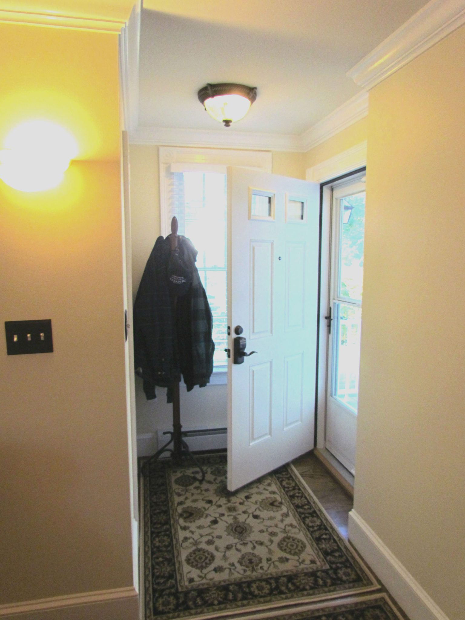 Historic Addition entry way