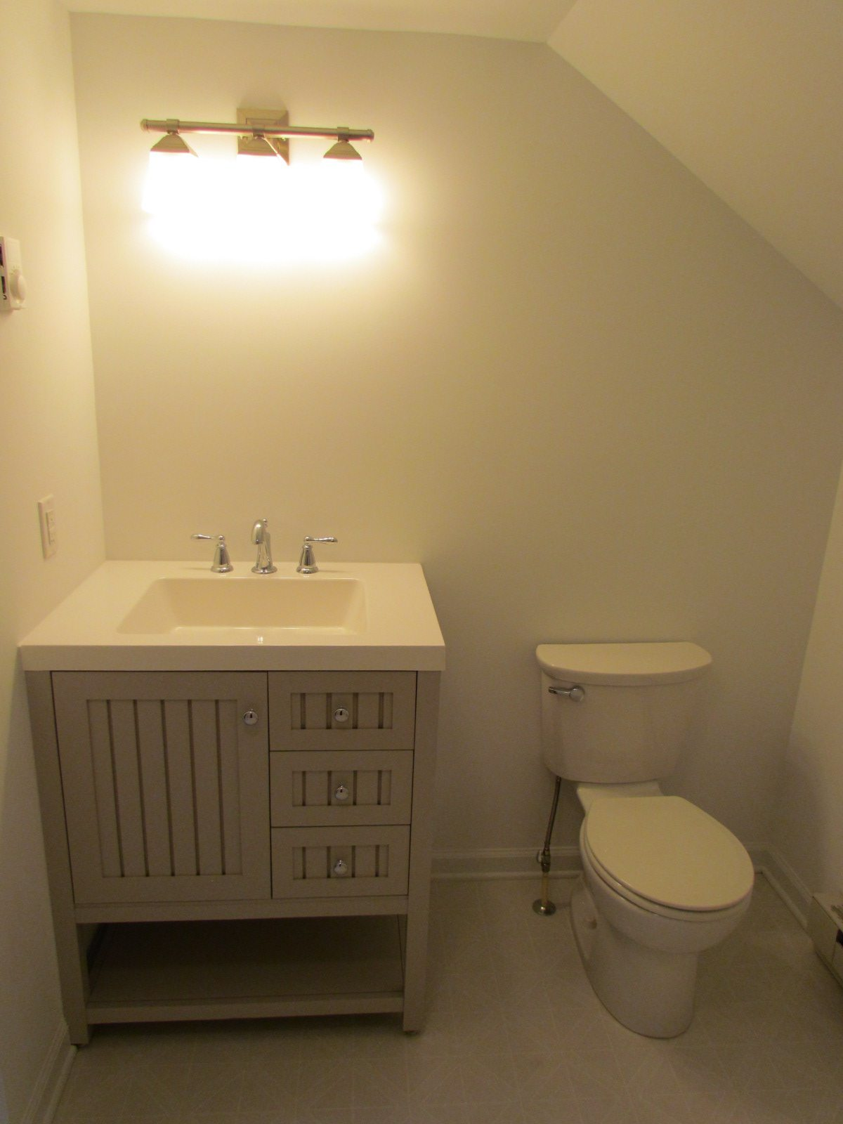 Historic Renovation Before And After bathroom after