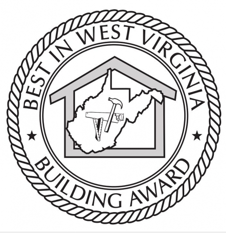 best in WV building award