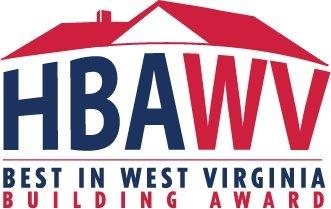 Home Builders Best in WV award