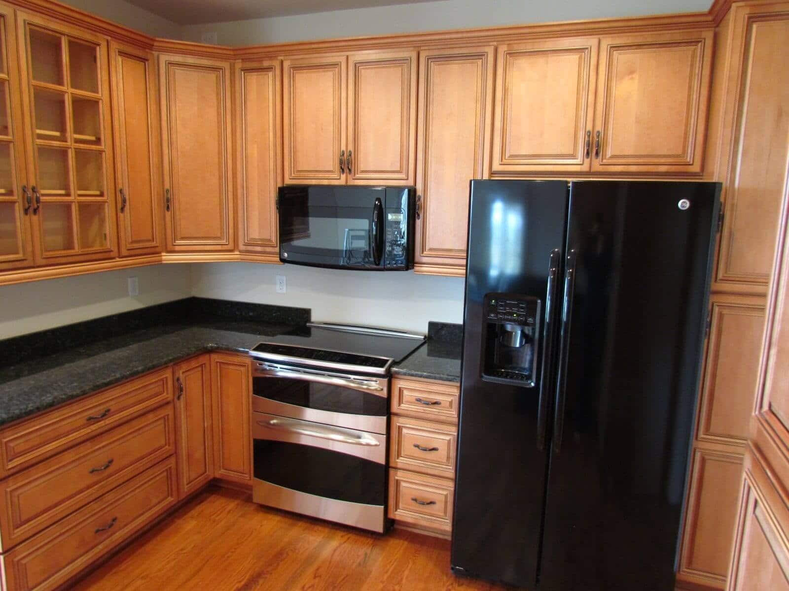 Primrose Custom Home refrigerator