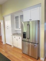 Complete Professionally Designed Renovation fridge