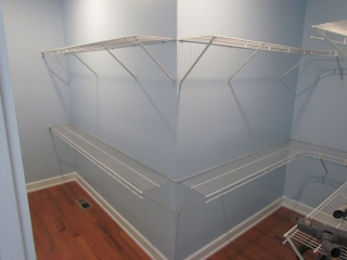 Custom Home With In-Ground Pool storage closet