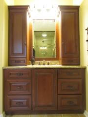 Master Bathroom En Suite sink