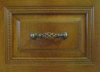 Master Bathroom En Suite drawer handle