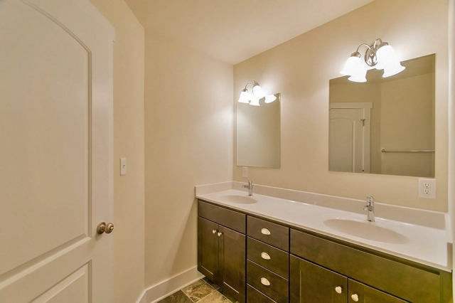 Charlestown Sheridan bathroom double vanity