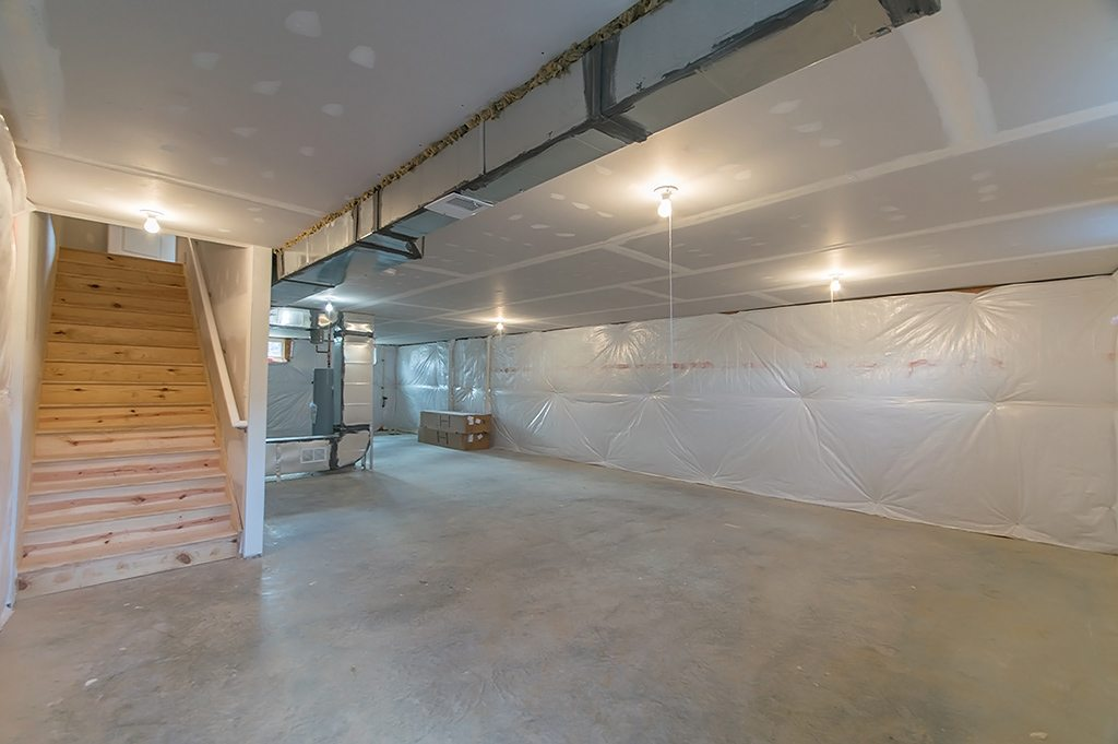 Charlestown Sheridan basement