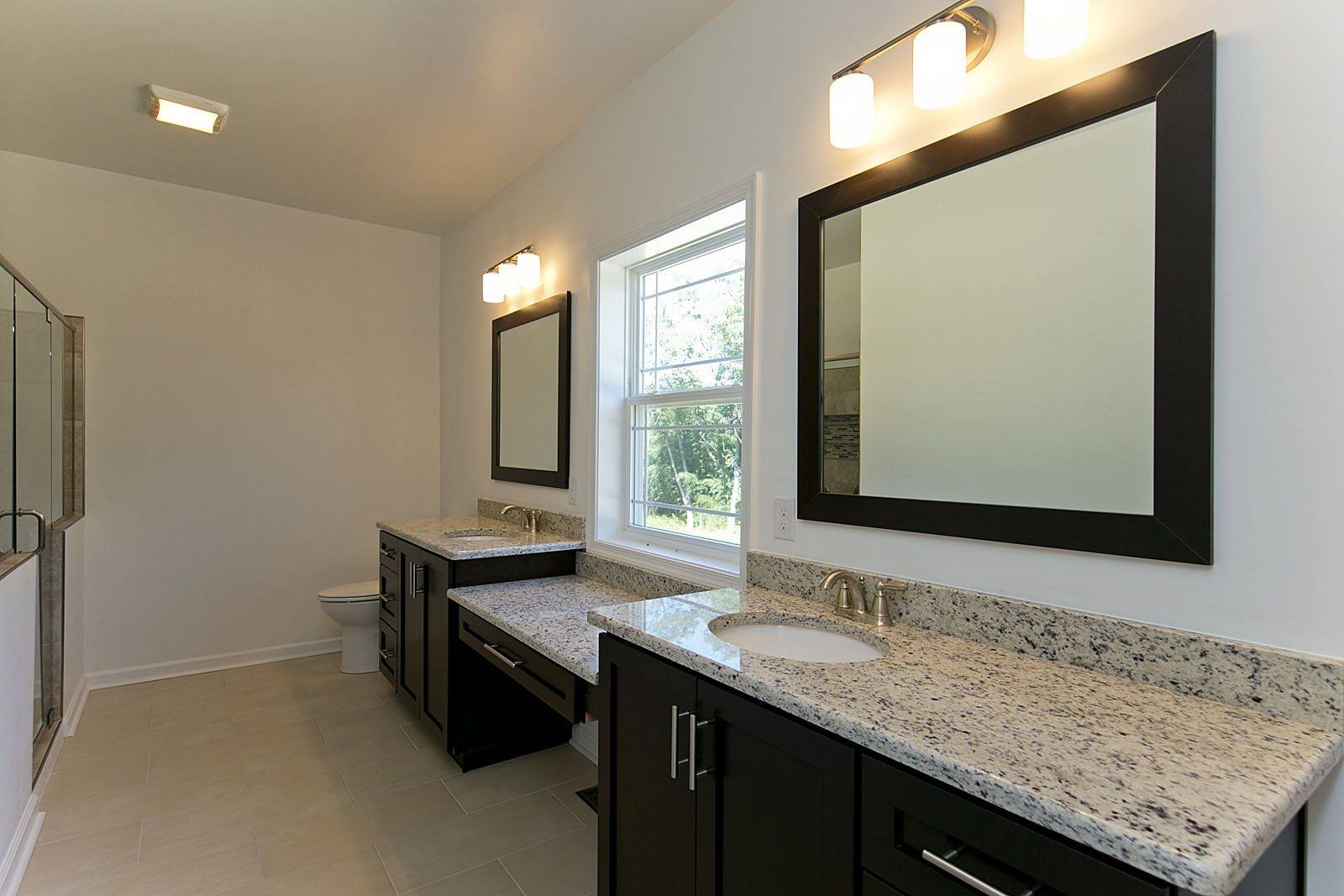 Custom Home 2017 master bathroom