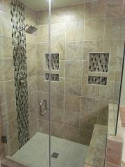 Master Bathroom Renovation shower