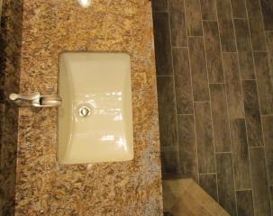 Master Bathroom Renovation sink