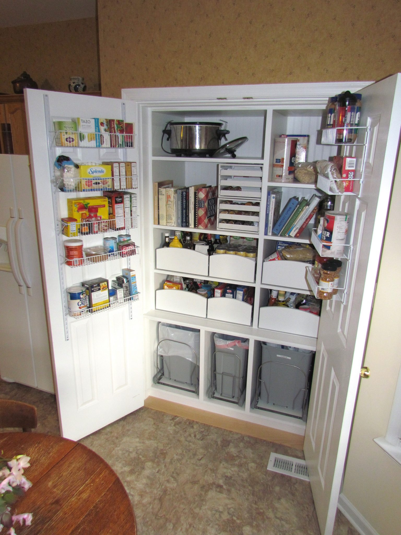 Production Home Upgrade Renovation pantry