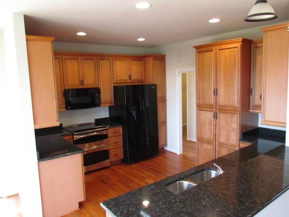 Primrose Custom Home kitchen