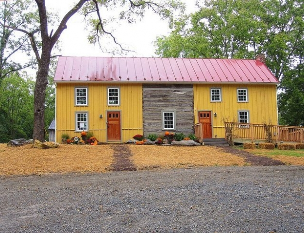 Bloomery Plantation Distillery front after