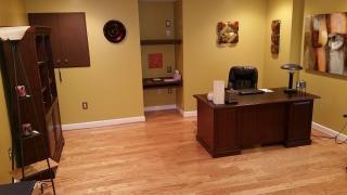 Disaster Restoration - Basement office