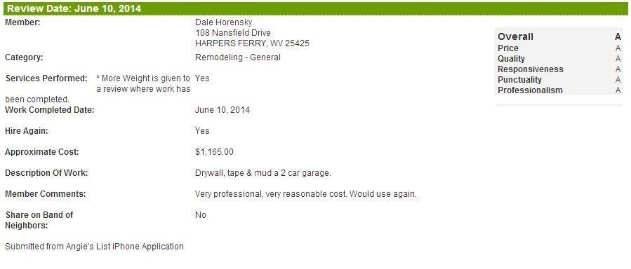 Review June 10 2014