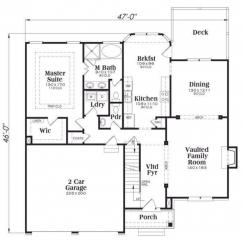 Custom Home - To Be Built lower level