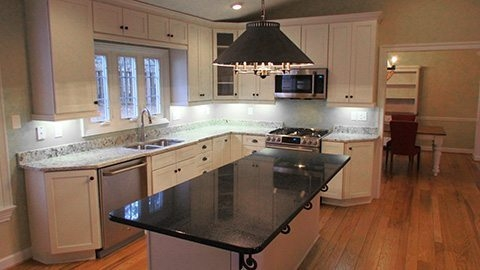 Complete Professionally Designed Renovation kitchen