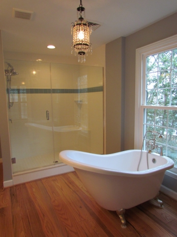 Complete Professionally Designed Renovation bathroom
