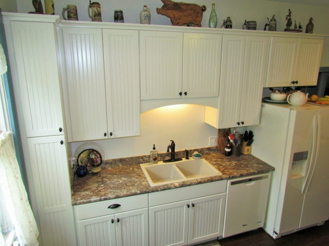 Historic Kitchen Renovation sink