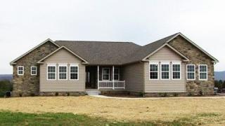 Primrose Custom Home front view