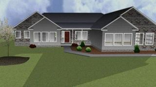 Primrose Custom Home 3D model