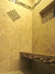 Master Bathroom En Suite shelf