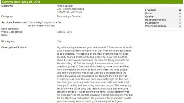 Review May 07 2014