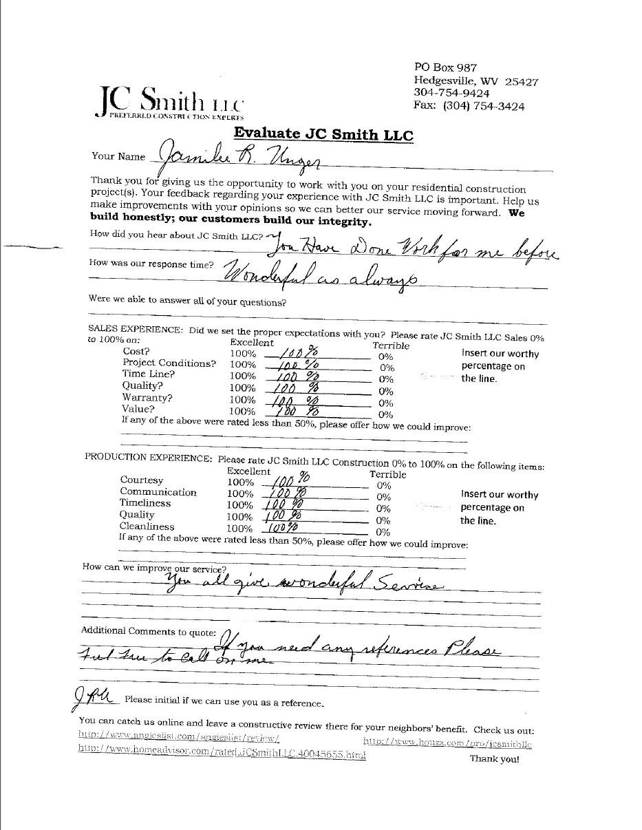JC Smith Evaluation 27