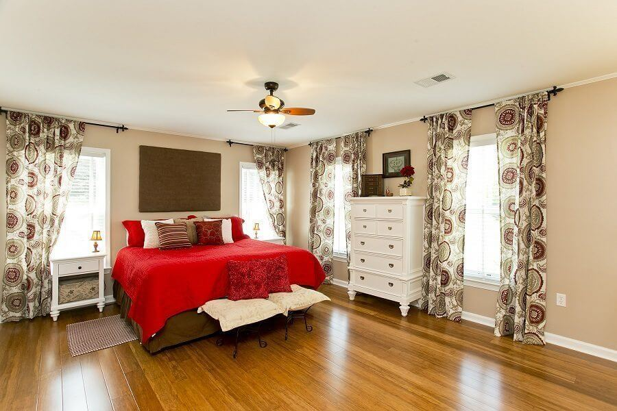 Award Winning Renovation bedroom