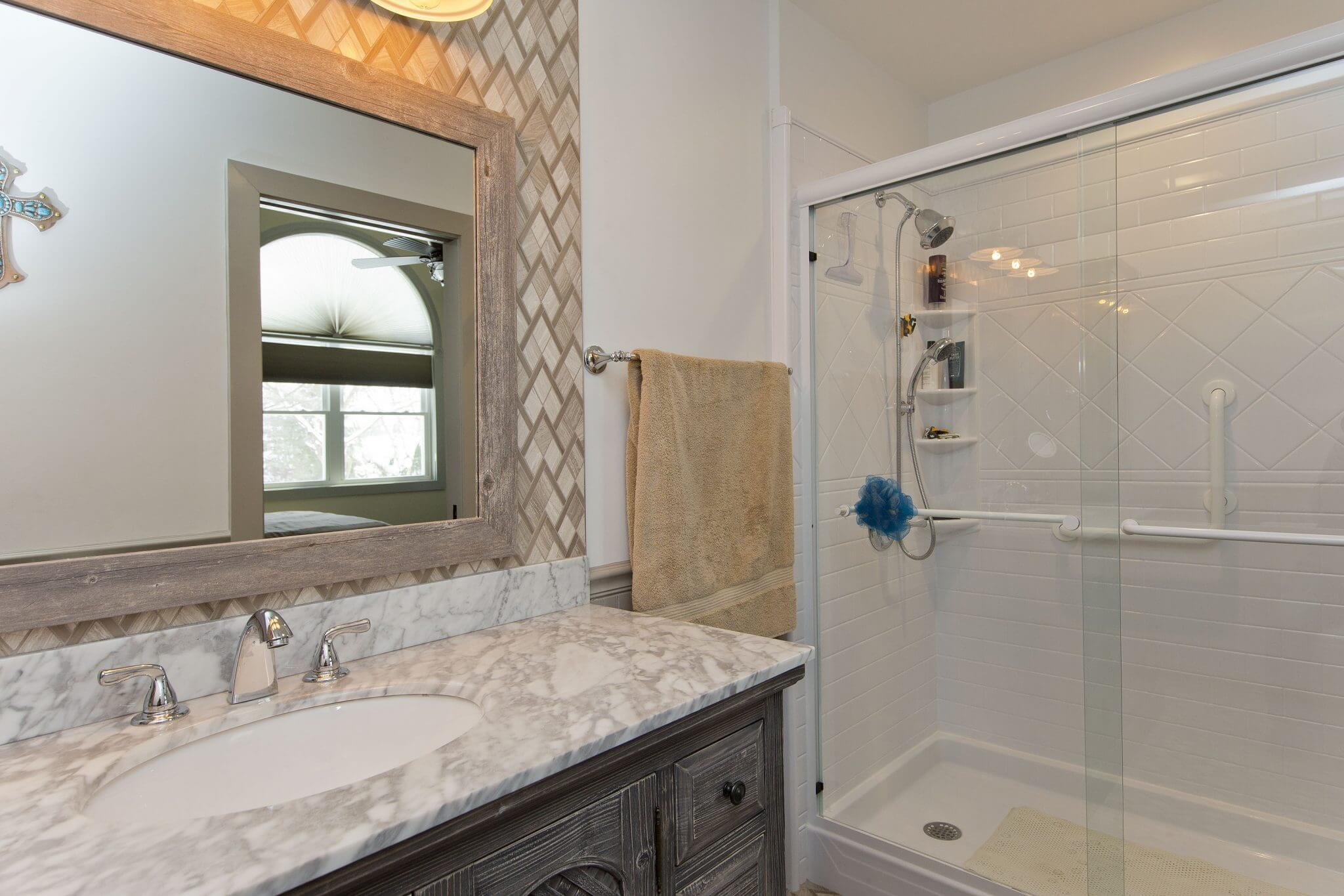 Professional Designer Home Renovation bathroom shower